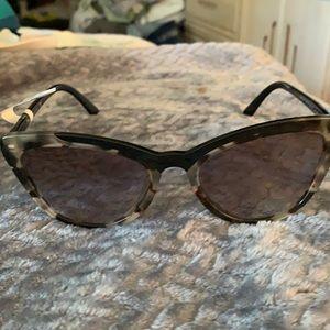 Brand new Prada  black & white sunglasses sale!